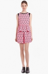 sandro Exquise Peplum Top at Nordstrom