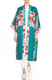 sandro Kimono Jacket at Nordstrom