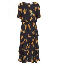 Just Female sine dress at Rent The Runway