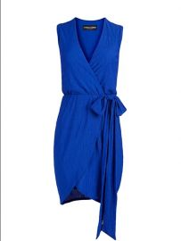 sleeveless Wrap Dress - Gabrielle Union Collection at NY&C