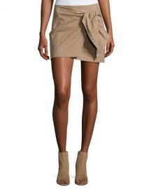 Isabel marant ninon skirt at Neiman Marcus