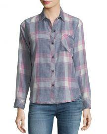 Rails Hunter Shirt at Neiman Marcus