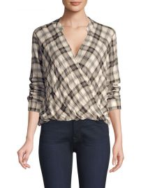 splendid willow blouse at Saks Fifth Avenue