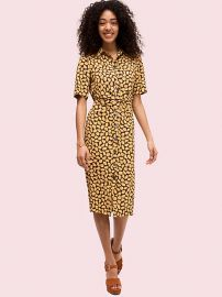 sunny bloom shirtdress at Kate Spade