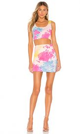 superdown Casey Tie Dye Set in Multi Color from Revolve com at Revolve