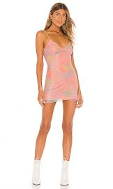 superdown Taya Cami Dress in Tie Dye from Revolve com at Revolve