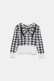 sweater at Zara