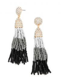 tassel earrings at Baublebar