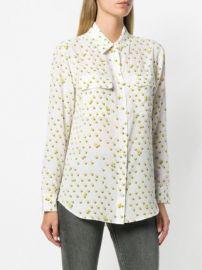 tennis ball-print shirt at Farfetch