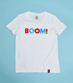 the boom tee at Sold Out NYC