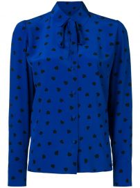 valentino Pretty Hearts shirt at Farfetch