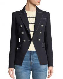 veronica beard miller jacket at Neiman Marcus