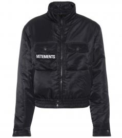 vetements Reversible utility jacket at My Theresa