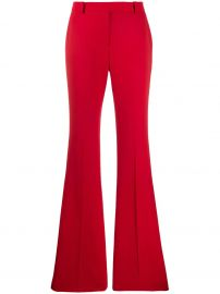 wide-leg trousers at Farfetch
