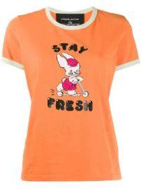 x Magda Archer Stay Fresh T-shirt at Farfetch